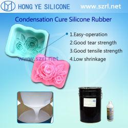 Caucho de silicona RTV de PU Fuente artesanías (HY625)