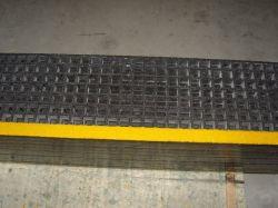 유리섬유 갈기, 구조 계단 읽기, FRP/GRP 그레이팅
