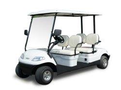 Carrello di golf di Seater della batteria 4 del nuovo prodotto
