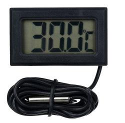 Sonda LCD digital Termómetro de frigorífico para Termograma Aquarium Frigorífico