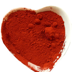 CAS No 1309-37-1 Red Iron Oxide Powder Pigment as Iron Oxide Dryes