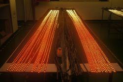 Водонепроницаемый светодиодный индикатор6803 Lpd цифровой газа , 5m/мотовила 60 LED 5050Lpd6803 RGB