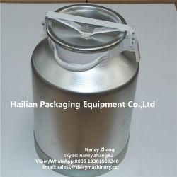 Alliage d'aluminium de bidons de lait pour le stockage du lait et le transport