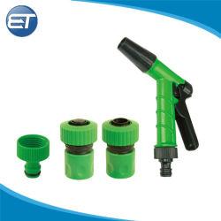 Pistola de spray de água de alta pressão do conjunto do bico para jardim, Incêndio