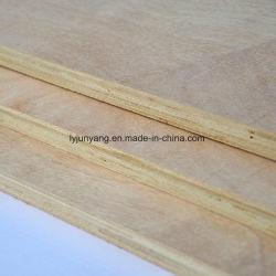 Стандартный размер высшего качества коммерческих фанеры для строительных материалов