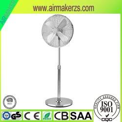 """Ventilador de pedestal eléctrico de 16"""" /Metal Mini Ventilador de pie con AEA/CB/GS"""
