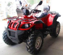 500cc Cool design de haute qualité de l'eau de refroidissement d'entraînement de l'arbre 4X4 avec ce vélo VTT Quad