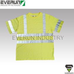 ER8250 chemise de travail à haute visibilité chemise réfléchissante