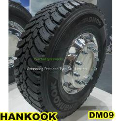 Dm09 Hankook 13r22,5 20pr ведущего моста TBR шин