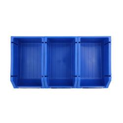 Bak van de Opslag van het pakhuis de Stapelbare Plastic met Goedkope Prijs (PK002)