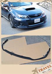 Корпус из углеродного волокна Sti стиле передний диффузор для Subaru Impreza 2011