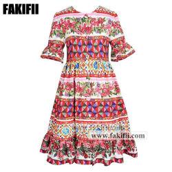 Diseño de Moda Fakifii hermosas chicas vestir niño desgaste en la playa