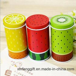 Hotsale fruto/ Té/Cookies Tin Box Set con precio competitivo