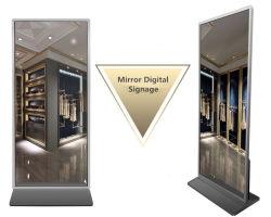 La beauté magique Selfie miroir chaud Photo Booth avec châssis de cas de vol