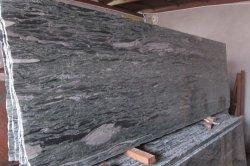Goedkoopstenatuursteen Spray Blue Wave Green Marble Imperial Green Graniet