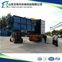 Ar dissolvido séries DAF melhor máquina de flutuação do separador de líquidos e sólidos, Separador de resíduos de óleo