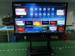 65inch multi tocco Whiteboard interattivo portatile tutto in un PC per la riunione dell'ufficio