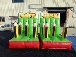 Nuevo diseño anillo de inflables inflables juego Toss juegos de carnaval