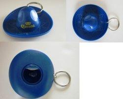 Высокое качество пластика рекламных подарков 3D бутылок из ПВХ (БО-042)