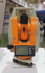 Teodolite elettronico di stile di Sokkia con il Plummet ottico (DT21)