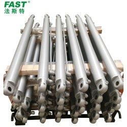 La Chine fournisseur voiture cylindre de piston hydraulique de levage 45 l'acier