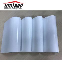 0.6Mm 1100dtex Bâche de protection à revêtement en PVC blanc Blockout Bâche de vinyle