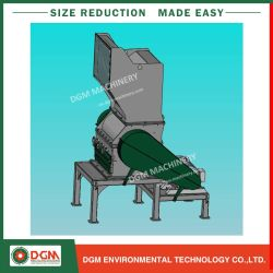 不用なPP袋のリサイクルのための機械装置を押しつぶすプラスチック