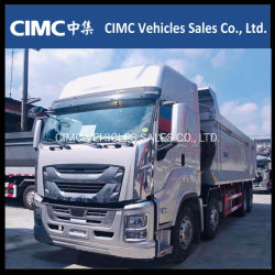 Neuer China-LKW Isuzu Giga Vc61 6wg1 und 6uz1 Motor 4X2, 6X4, 8X4 350HP, 380HP, 420HP, Hochleistungs-Kipper-Kipper-Kipper-LKW-Lastkraftwagen mit Kippvorrichtung der LKW-460HP