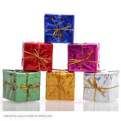 Weihnachtsbaum der Form-12PC verziert Dekoration-Feiertags-Geschenk-Dekor-Weihnachtsdekorationen