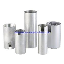 Alumínio de alta precisão parte de usinagem CNC para luz de LED
