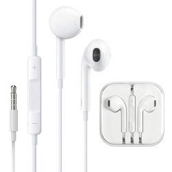 Auriculares con reducción de ruido para el iPhone 6 5s auriculares con micrófono y control de volumen auriculares móviles