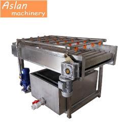 堅い野菜フルーツの洗浄の食糧機械のための高圧ブラシのローラーのスプレー
