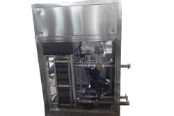 Автоматическое управление пластинчатый теплообменник блока управления
