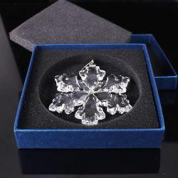K9 Pendente de Floco de cristal para a loja de presentes