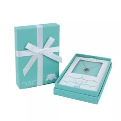 La conception personnalisée bébé boîte cadeau boîte cadeau transparente