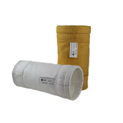 Tessuti del sacchetto filtro della polvere P84 per Baghouse chimico industriale
