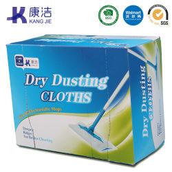 Tejido Non-Woven desechables perezoso rp toallitas para Mopa Plana Piso de tejido no tejido de paño de limpieza productos