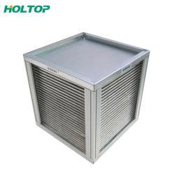 Holtopの良識がある直交流のアルミニウム版の空気熱交換器