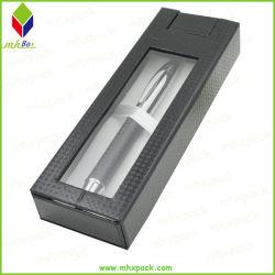 Contenitore di regalo di lusso della penna del cartone del documento del contenitore di imballaggio della penna