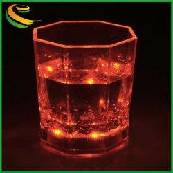 Красочный мигает светодиодный индикатор LED Magic Cup шампанского вина вспышки наружное кольцо подшипника