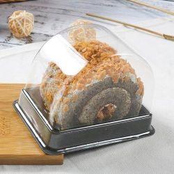 Малые Semicircle хлеб пирог рулона два цвета пластиковые окна