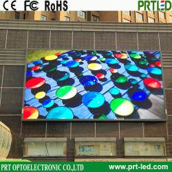 Écran LED haute luminosité à l'extérieur, mur vidéo pleine couleur, de la publicité de l'écran à affichage LED (P6, P8, P10)