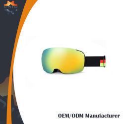 Новые прибыли горнолыжные очки высококачественный объектив цвет опции HD видение снега очки