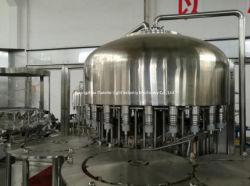 Het Vullen van de Fles van het Drinkwater van de hoge snelheid Zuivere Roterende Spoelende het Afdekken Machine
