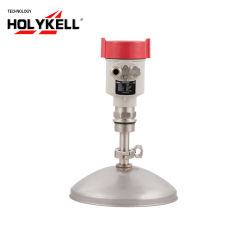 Holykell бесконтактных пыли измерительных приборов твердых измеритель уровня радара