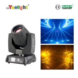 PRO DJ Lights Sharpy Beam 230 Beam 7r Moving Head Con valigetta per la circolazione su strada