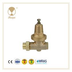Heape Messingwasser-druckreduzierendes Ventil-Messingschutzkappe für Rohrleitung