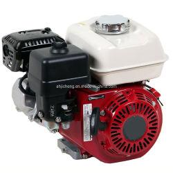 Gx160 5.5HP 168f 4-Stroke kleiner Benzin-Gas-Vergasermotor-Schlüssel-Anfang