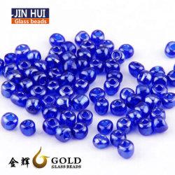 Verre de quartz de la qualité de style japonais 12/0 perles de verre vert