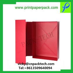 De douane Afgedrukte Doos van de Doos van de Gift van de Doos van de Doos van de Doos Verpakkende Duurzame Verpakkende Verpakkende Vouwbare Opvouwbare Stijve